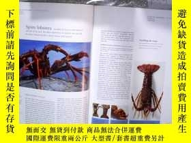 二手書博民逛書店FISH罕見AND SEAFOOD 魚海鮮 (大16開)Y261