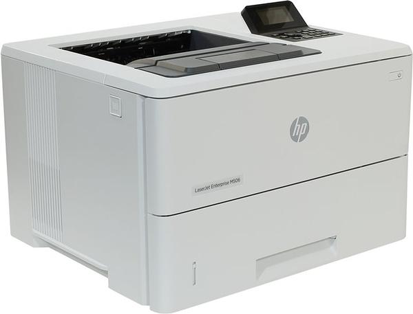 HP LaserJet Enterprise M506dn 黑白高速雷射印表 高速列印/雙面列印
