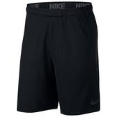 """Nike 男Dry Fit 9""""運動短褲(黑色)"""