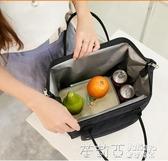 保冷袋 冰包保溫包鋁箔加厚隔熱保冷袋子手提大號冷藏袋大容量防水飯盒包 茱莉亞