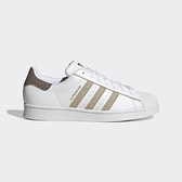 Adidas Superstar [FZ5462] 男鞋 運動休閒 經典 復古 愛迪達 白 金