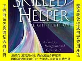 二手書博民逛書店The罕見Skilled HelperY256260 Gerard Egan Thomson 出版2006