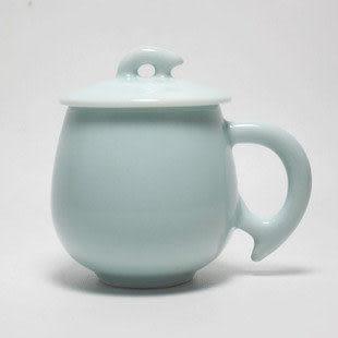 龍泉青瓷茶具四季杯