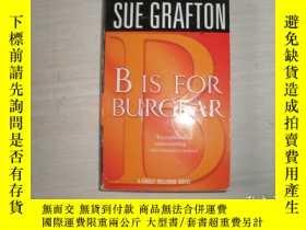 二手書博民逛書店B罕見IS FOR BURGLAR【111】Y10970 Sue Grafton