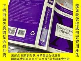 二手書博民逛書店Xlib罕見Reference Manual for Versi