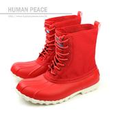 native JIMMY 靴 保暖 紅色 男鞋 女鞋 GLM15-642 no260