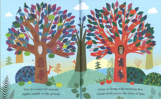 【2015部落客大推繪本】TREE:SEASONS COME AND GO /英文繪本《主題:想像.季節》