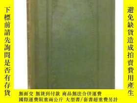 二手書博民逛書店稀少,《罕見The Course and Current of Architecture 》 約1863年出版
