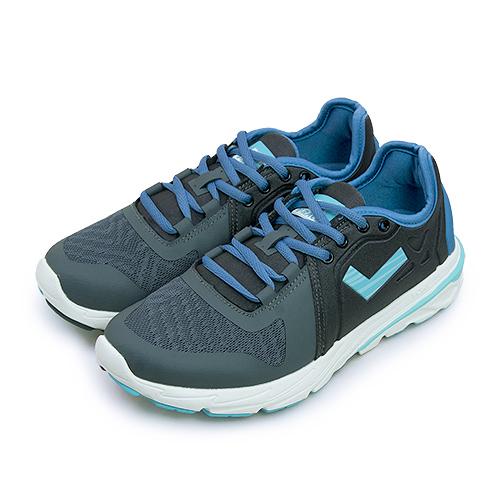 LIKA夢 PONY 輕量慢跑鞋 START B 時尚動感系列 炭灰藍 63W1VE61KG 女 8折?11特惠專案