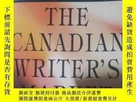 二手書博民逛書店THE罕見CANADIAN WRITER S MARKET(16
