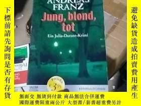 二手書博民逛書店罕見jung,blond,totY15389