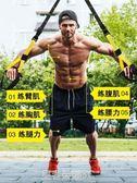 可承重2100斤艾帕trx-p3懸掛式訓練帶拉力繩阻力帶家用健身房器材-歐尚生活館