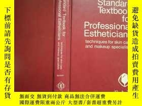 二手書博民逛書店STANDARD罕見TEXTBOOK FOR PROFESSIO