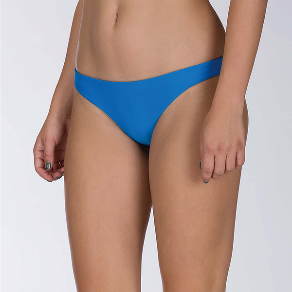HURLEY 女 Q/D SURF BTTM BLACK 比基尼褲