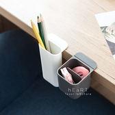 多功能創意電腦顯示器收納筆筒 收納盒 置物盒 筆筒 整理盒