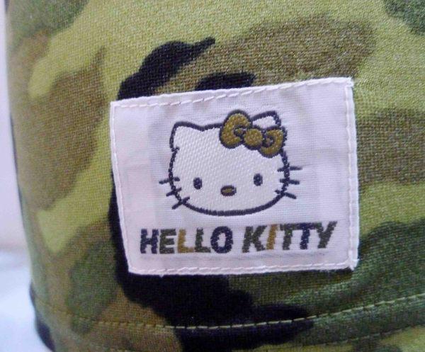 【震撼精品百貨】Hello Kitty 凱蒂貓~KITTY內衣褲-平口褲-迷彩