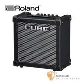 Roland CUBE-20GX 頂級20瓦 電吉他音箱/強力音色/內建效果器/木吉他模擬/調音器【CUBE 20GX】