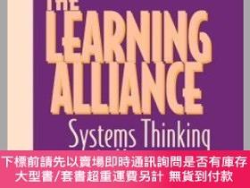 二手書博民逛書店預訂The罕見Learning Alliance: Systems Thinking In Human Resou
