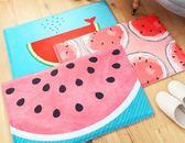 防滑墊/風粉色地墊浴室防滑家用客廳臥室房間入戶進門地毯吸水腳墊子 維多原創