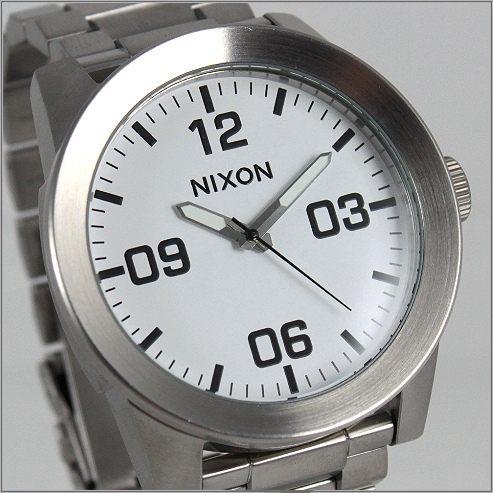 【萬年鐘錶】NIXON 加州 The Corporal NXA346100
