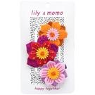 【美國 Lily & Momo】手工童趣髮飾- 夏威夷花卉 #HCA331