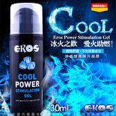 潤滑液 熱銷商品 德國Eros COOL POWER 冰火之歡 熱感情趣提升凝膠 冰感情趣提升凝膠 30ml