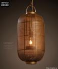 INPHIC- 美式鄉村咖啡廳鐵藝吊燈工業復古個性餐廳客廳鏈條吊燈_S197C