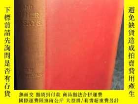 二手書博民逛書店1913年罕見CLIO , A MUSE AND OTHER E