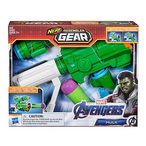 《 MARVEL 》漫威 復仇者聯盟電影4 無限組裝武器 - 浩克╭★ JOYBUS玩具百貨