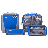 ◎相機專家◎ Mindshift 曼德士 GP Bundle - Large MS512 藍色 GoPro 主機收納包組 彩宣公司貨