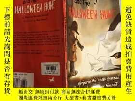 二手書博民逛書店Halloween罕見hunt 萬聖節狩獵Y200392