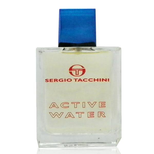 Sergio Tacchini Active Water 行動之水淡香水 100ml