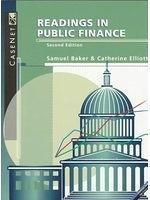 二手書博民逛書店 《Readings in public sector》 R2Y ISBN:0538865245│Baker