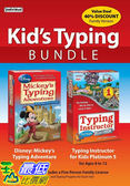 [7美國直購] 2018 amazon 亞馬遜暢銷軟體 Kid's Typing Bundle: Mickey's Typing Adventure