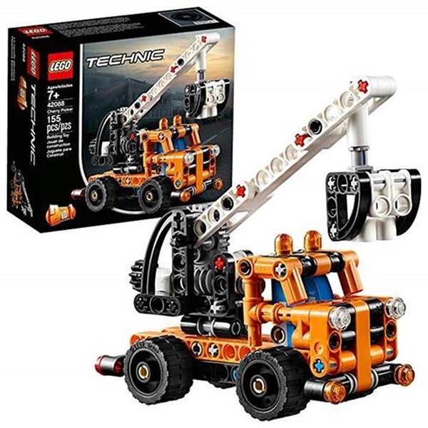 LEGO 樂高 Technic Cherry Picker 42088 Building Kit (155 Pieces)