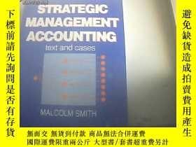 二手書博民逛書店Strategic罕見management accounting