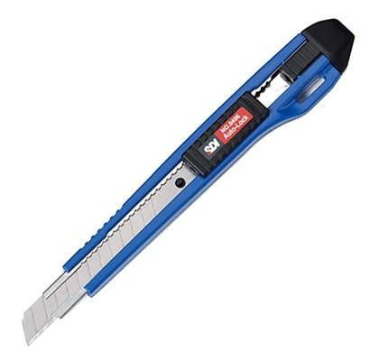 ※亮點OA文具館※ 手牌 SDI 0406C 自動鎖定小美工刀