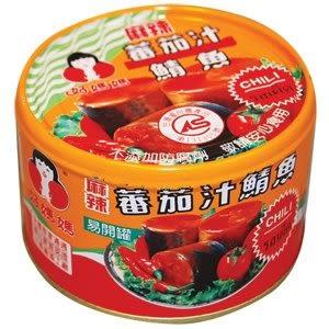 東和 好媽媽 麻辣 蕃茄汁鯖魚 225g