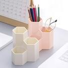 六邊形筆筒軟裝飾品