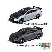 TOMICA多美小汽車 No.084 凌志Lexus RCF+初回 (2台一起賣) 15666