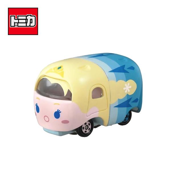 【日本正版】TOMICA TSUM TSUM 艾莎 玩具車 冰雪奇緣 Disney Motors 多美小汽車 - 857679