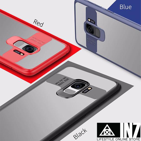 【默肯國際】IN7 鷹眼系列 三星 Galaxy S9 Plus(6.2吋) 透明 防摔殼 防撞 矽膠 TPU+PC背板 手機 保護殼S9+