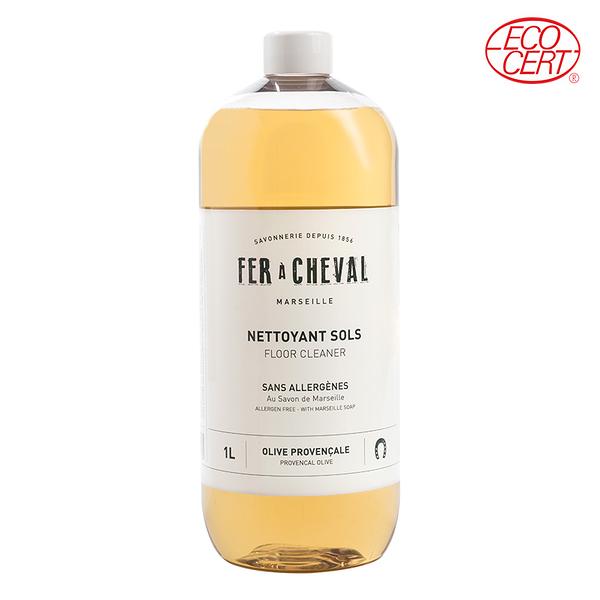 Fer à Cheval法拉夏 馬賽皂地板清潔劑 1L【BG Shop】