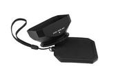 遮光罩 58mm黑色 DV方形遮光罩 帶蓋遮光罩 各DV通用遮光罩特賣