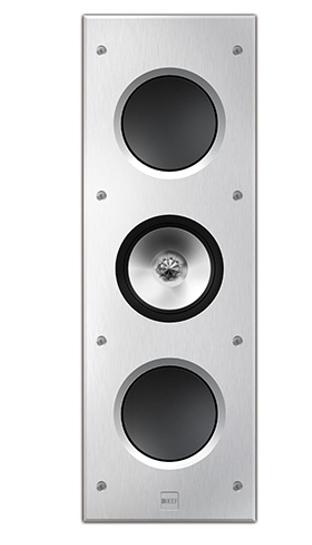 《名展影音》英國 KEF Ci3160RL-THX  聲音表現優異 矩形嵌壁式喇叭/對