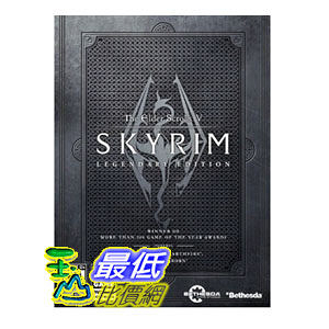[104美國直購] The Elder Scrolls V: Skyrim Legendary Edition - PC