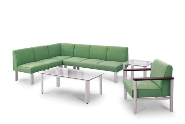 MS59-CSL-312S-02   L型組合式沙發-緹花布-無背無扶手-不含茶几