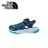 【The North Face 男童 多功能水陸鞋《地球藍/宇宙藍》】CW04/童鞋/旅遊/戶外/休閒鞋