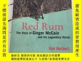 二手書博民逛書店Red罕見Rum The Story of Ginger McCainY25376 Ivor Herbert
