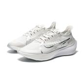 NIKE ZOOM GRAVITY 白灰 銀 透明 緩震 慢跑 訓練鞋 女(布魯克林) BQ3203-001